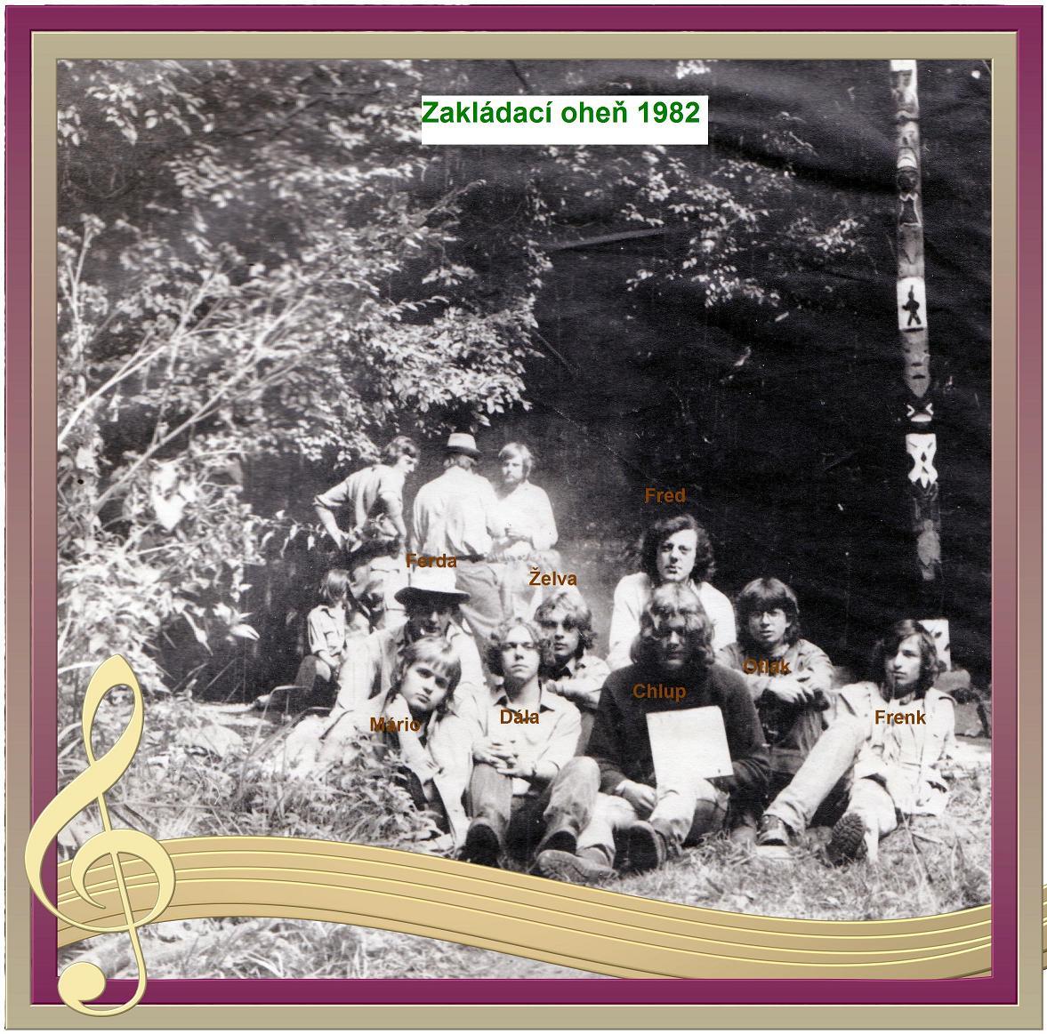 Osada LP 1982
